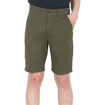 Grunt Boys Shorts Ludvig Buzz Green