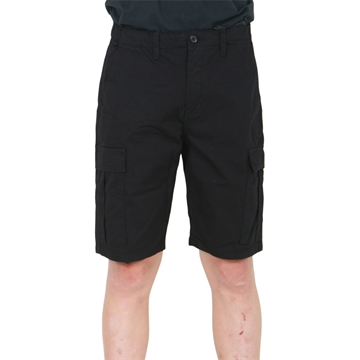 Grunt Boys Shorts Victor Cargo Black