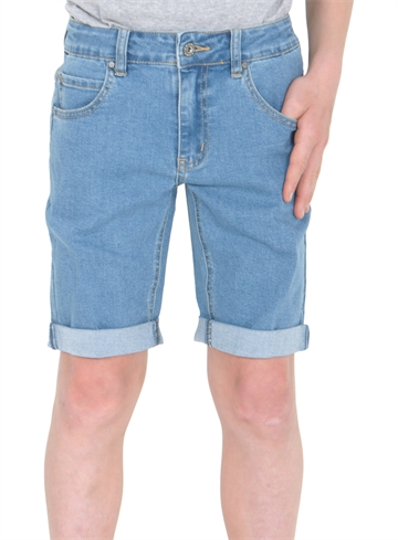 Grunt Boys Denim shorts Space Ice Blue