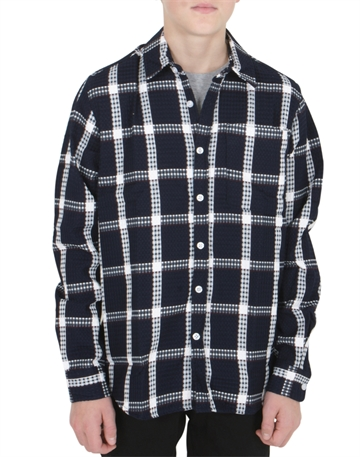Grunt Kall Shirt Deep Sea