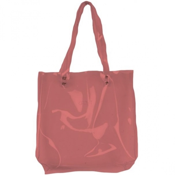 Shopper plastic Red