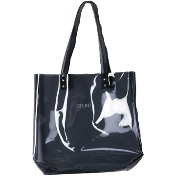 Shopper plastic black