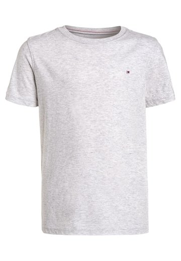 Hilfiger Basic t-shirt grey melange