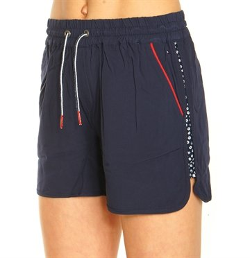 Hilfiger Girls Shorts Solid Rayon navy