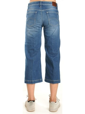 Tommy Hilfiger jeans Culotte Delridge Blue stretch 03014