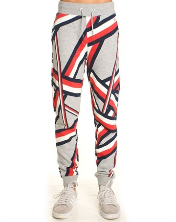 Tommy Hilfiger global stribe pants