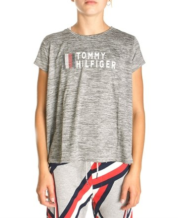 Tommy Hilfiger Girls grapich drape ss