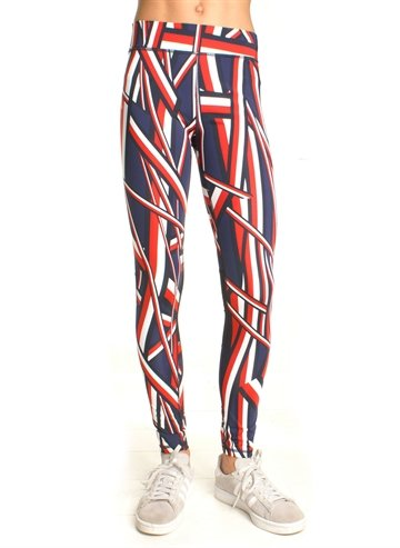 Tommy Hilfiger Tights global stribe