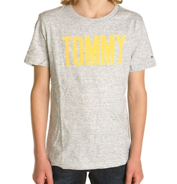 Tommy Hilfiger Boys T-shirt grey heather 03725