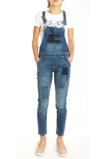 Tommy Hilfiger Girls Overalls Straight Nevada 03355