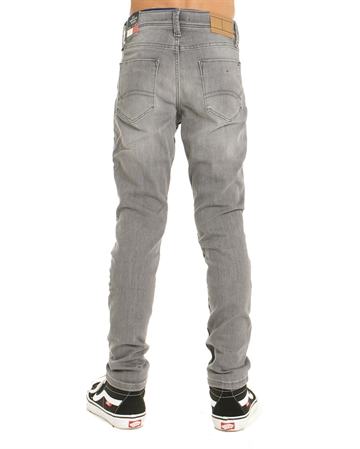 Tommy Hilfiger Boys Jeans Steve Oregon Grey Power stretch 03591