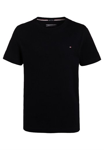 Hilfiger Tee s/s Basic Original Black