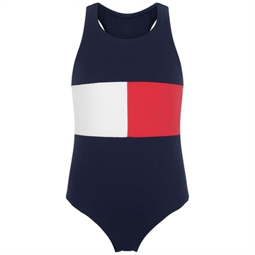 Hilfiger Girls Swimsuit 00101 416 navy