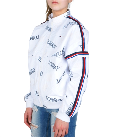 Hilfiger Girls jacket Surprise Print 03455 123 white