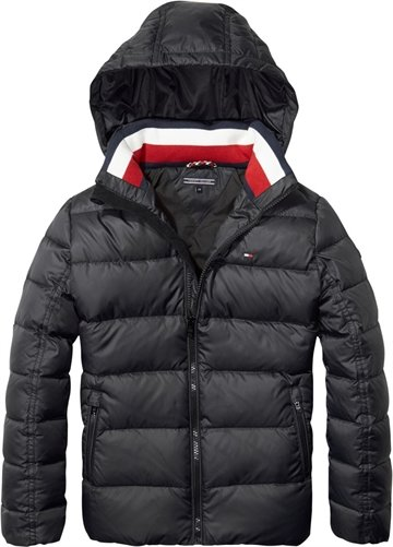 Tommy Hilfiger Boys Jacket Black 03413