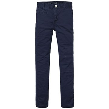 Tommy Hilfiger Boys Skinny Chino Navy 03444