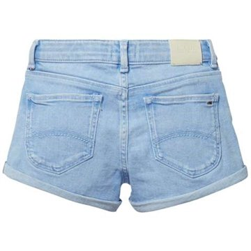 Hilfiger Girls Shorts Denim Girlfriend Indigow Power stretch