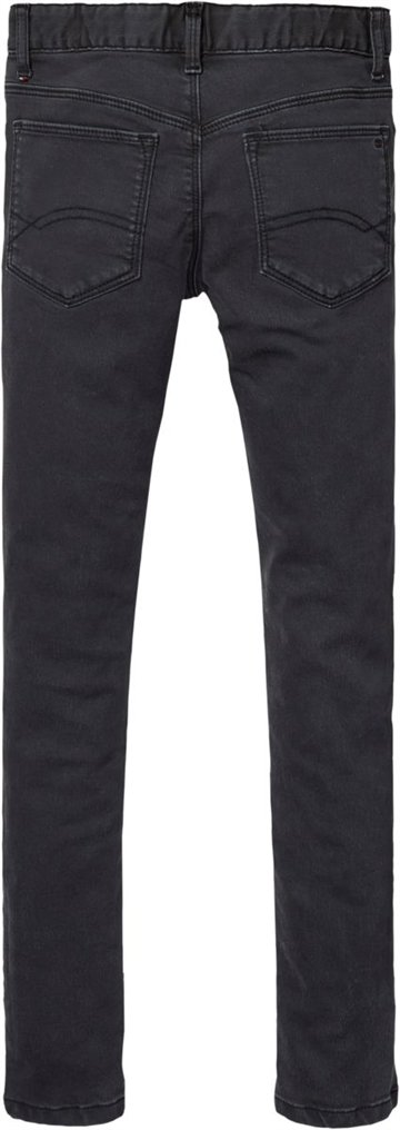 Tommy Hilfiger Girls Jeans Nora black 02895