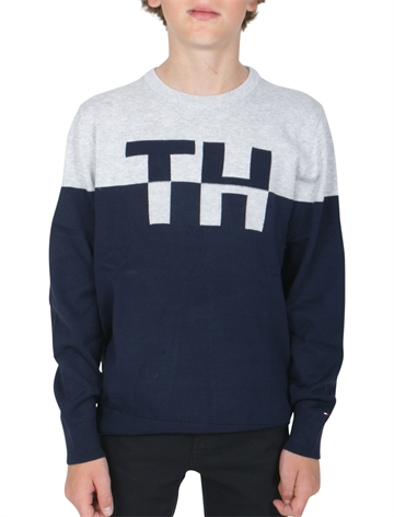 Tommy Hilfiger Sweater Colorblock Crew 04042