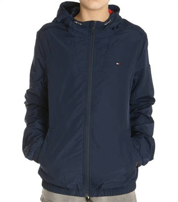 Hilfiger Boys Windbreaker Zip Hood 03851 002