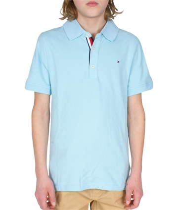 Hilfiger Boys Polo AME Slim Fit 03867 412 Strato