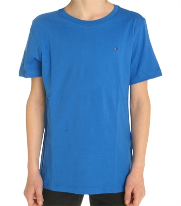 Hilfiger T-shirt AME Original 03836 493 blue