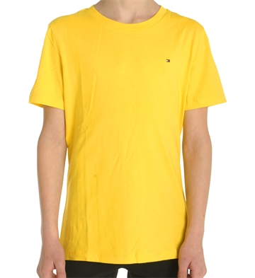 Hilfiger T-shirt AME Original 03836 711 Yellow