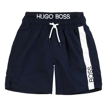 Hugo Boss Swim Shorts Navy J24651