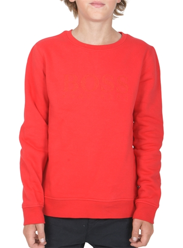 Hugo Boss Sweatshirt Red J25C92 97s