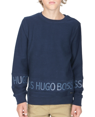 Hugo Boss Sweatshirt Navy J25C98