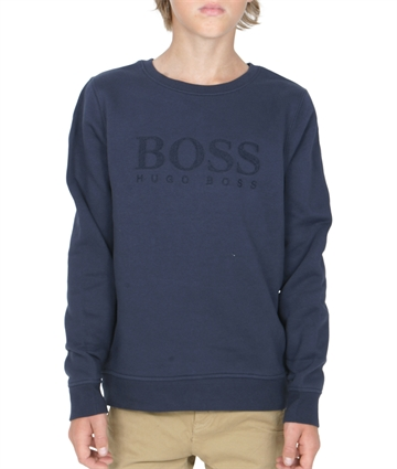 Hugo Boss Sweatshirt Navy J25C92 849