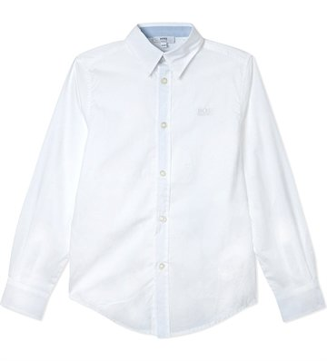Hugo Boss Skjorte 25945 White
