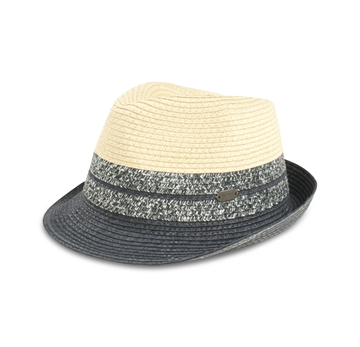 Hugo Boss Hat Navy Sand J21189