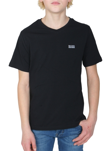 Hugo Boss T-shirt Black J25Z04