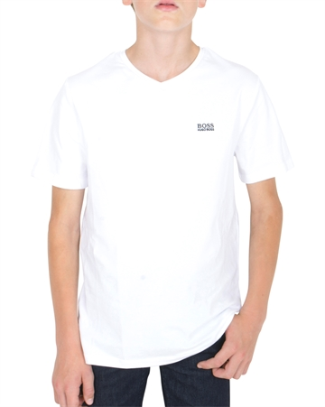 Hugo Boss T-shirt s/s White J25Z04
