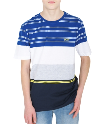 Hugo Boss T-shirt s/s Blue / Navy J25E67