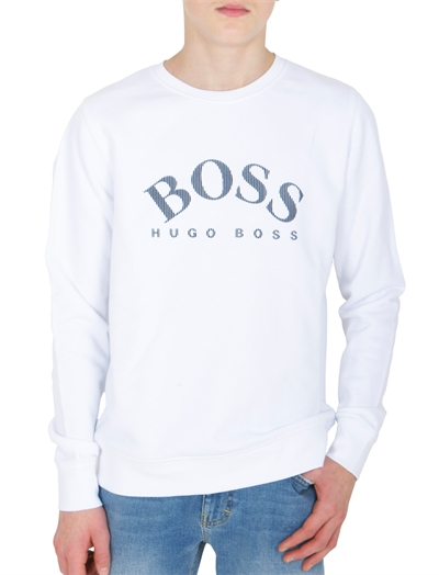 Hugo Boss Sweatshirt White J25G05