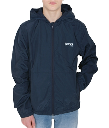 Hugo Boss Jakke Windbreaker Navy J26402