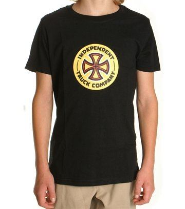 Independent T-shirt Youth Combo TC Black
