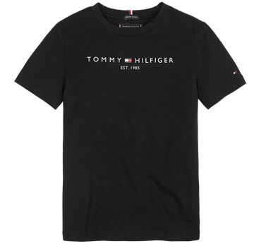 Tommy Hilfiger  Essential Tee s/s Black