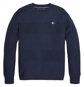 Hilfiger Sweater Boys Flag 5612 Twilight Navy