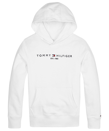 Tommy Hilfiger sweat Hoodie Boys White