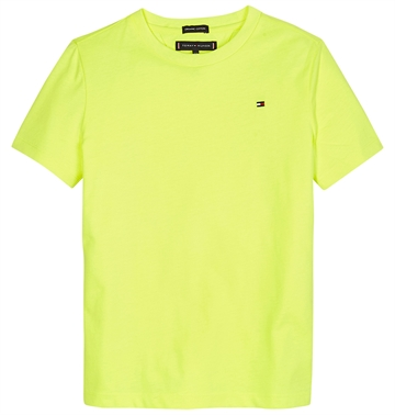 Tommy Hilfiger T-shirt Boys Original Safety Yellow