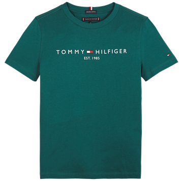 Tommy Hilfiger T-shirt Essential 05844 Rural Green