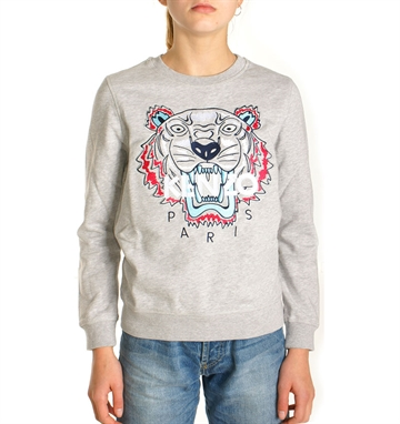 Kenzo Junior Sweatshirt Light Grey 15048