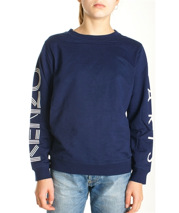 Kenzo Junior Sweatshirt Navy Blue 15508