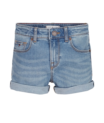 Tommy Hilfiger Shorts Denim Girls Nora Ocean Light Blue