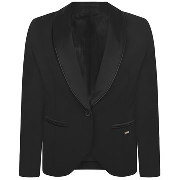 Karl Lagerfeld Girls Suit Jacket Black