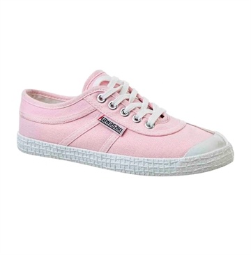 Kawasaki Sko Original Canvas Candy Pink