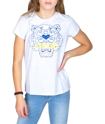 Kenzo T-shirt Tiger Elephant Colour 10148